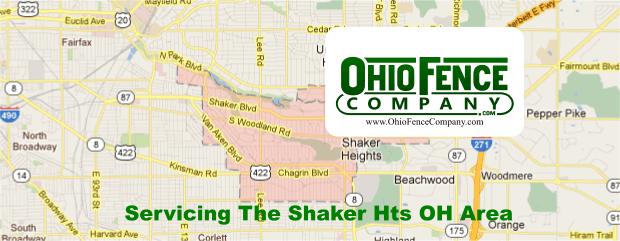 Shaker Hts Ohio Fence Company Llc Ohio Fence Company